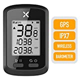Xoss G GPS-Fahrradcomputer, kabellos, Tacho, Kilometerzähler, Rad-Tracker, wasserdicht, für Rennrad, MTB, Fahrrad, Bluetooth, g