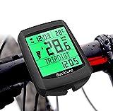 Sigma Sport Fahrrad Computer Tracker Fahrradtacho Wasserdichte Geschwindigkeit