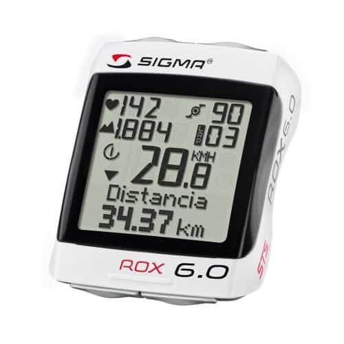 Sgima Sport Fahrradcomputer Rox 6.0