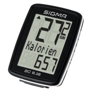 Sigma Sport Fahrradcomputer BC 9.16