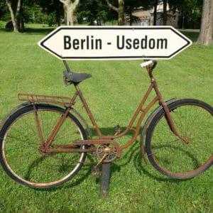 Berlin Usedom Radweg Fahrrad
