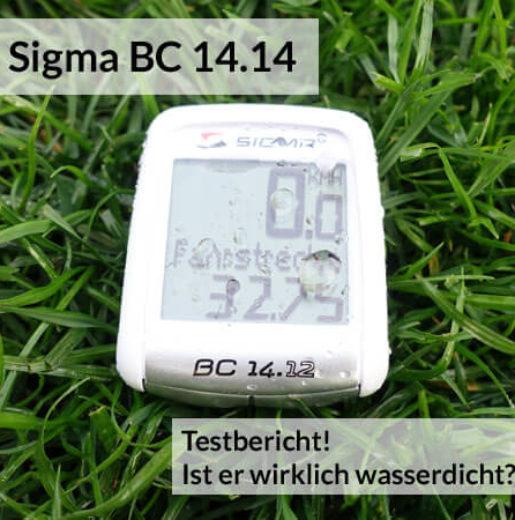 fahrradcomputer-sigma-bc-14-12-test