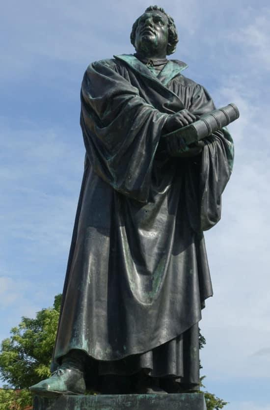 Martin Luther Denkmal