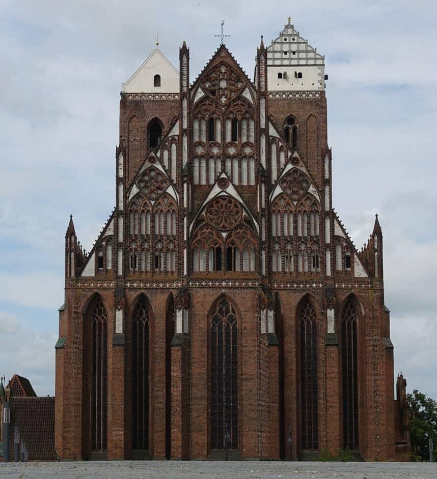 Marienkirche von vorne