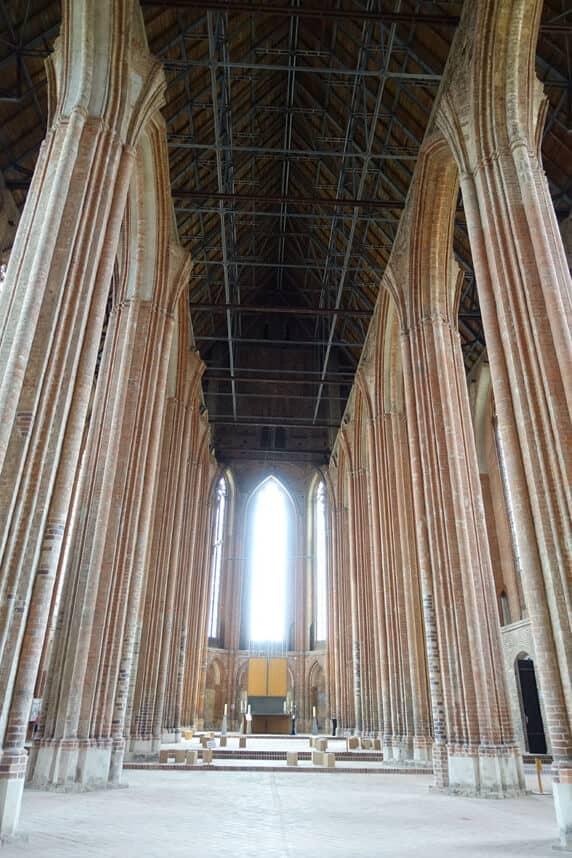 Innen Marienkirche