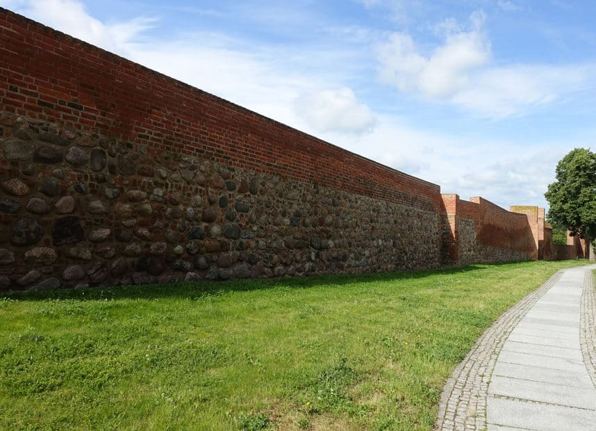 Stadtmauer Prenzlau